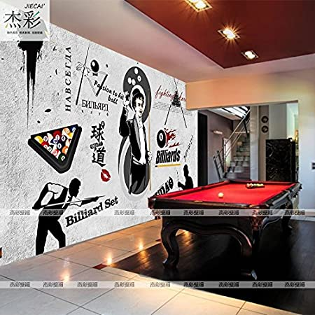 Tantoto 3D Papel pintado Papel Tapiz Billares Ping Pong 3D ...