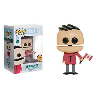 Funko Pop Television: South Park-Terrance Chase Collectable Figure: Toys & Games