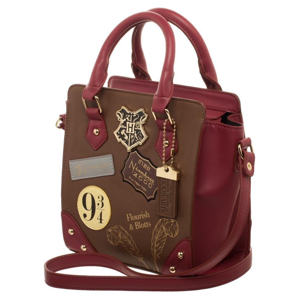 'Harry Potter 9 3/4 Deluxe Mini Brief Handbag Purse Satchel BioWorld