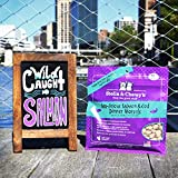 Stella & Chewy'S Freeze-Dried Raw Sea-Licous Salmon & Cod Dinner Morsels Grain-Free Cat Food, 12 Oz Bag