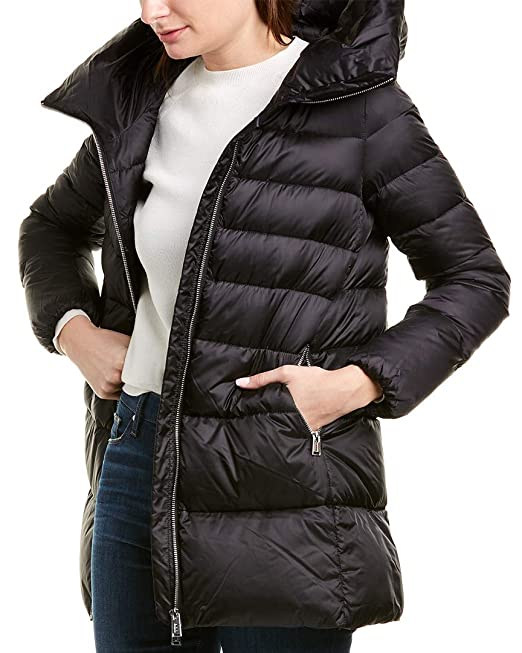ADD Piumino Donna WAW556 Black Autunno Inverno AI 2019 2020