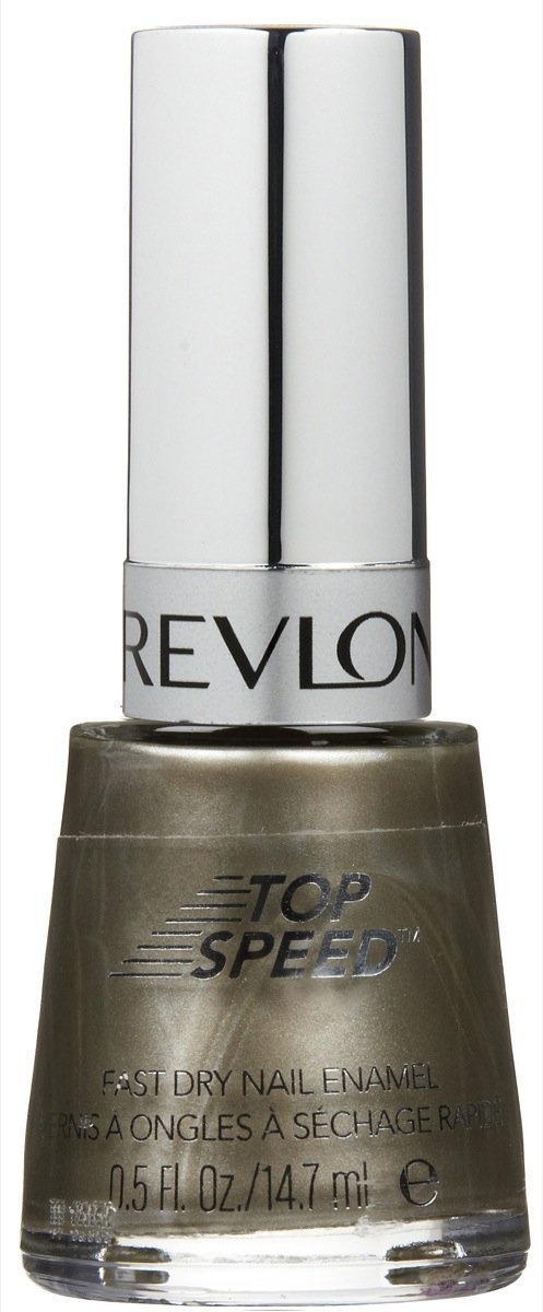 Revlon Top Speed, Varnished, 0.5 Fluid Ounce