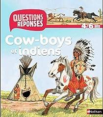 Cow-boys et indiens par Aladjidi