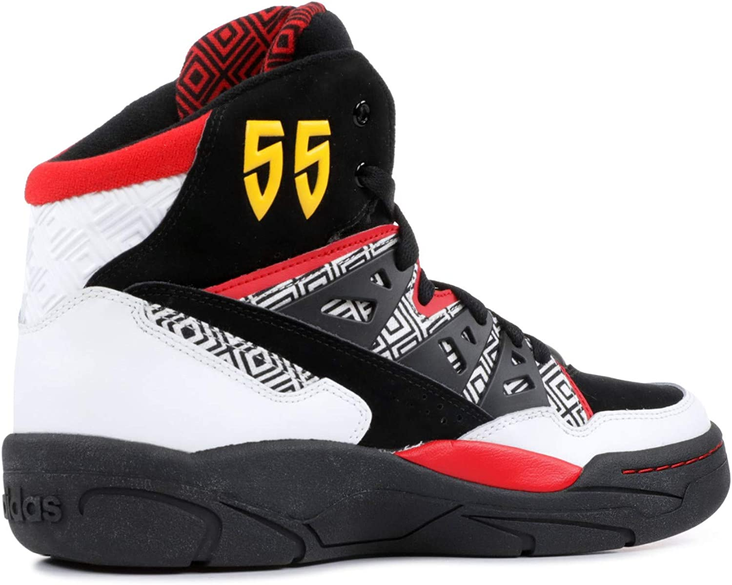 adidas Mutombo Q33018: : Chaussures et Sacs