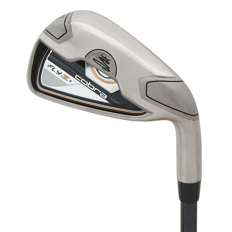 NEW Cobra Golf FLY-Z S 6-PW+SW Irons Lite Flex