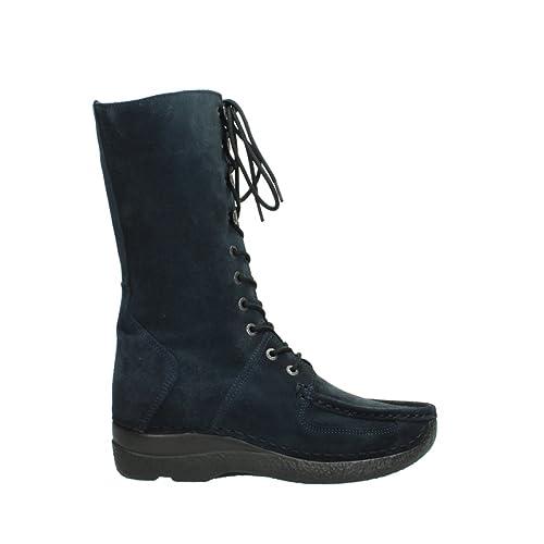 Wolky Damen Stiefel Roll Fashion 6210 40540 rot 342423