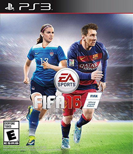 FIFA 16 - Standard Edition - PlayStation 3 by Electronic Arts
