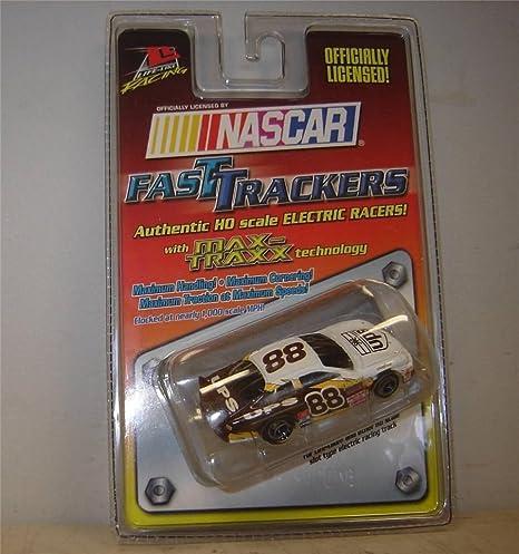 Amazon com: LIFE-LIKE 9837 FAST TRACKERS NASCAR SLOT CAR HO