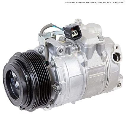 Amazon.com: DKS15CH AC Compressor & A/C Clutch For Volvo S40 & V40 2000 2001 2002 2003 2004 - BuyAutoParts 60-04542NA New: Automotive