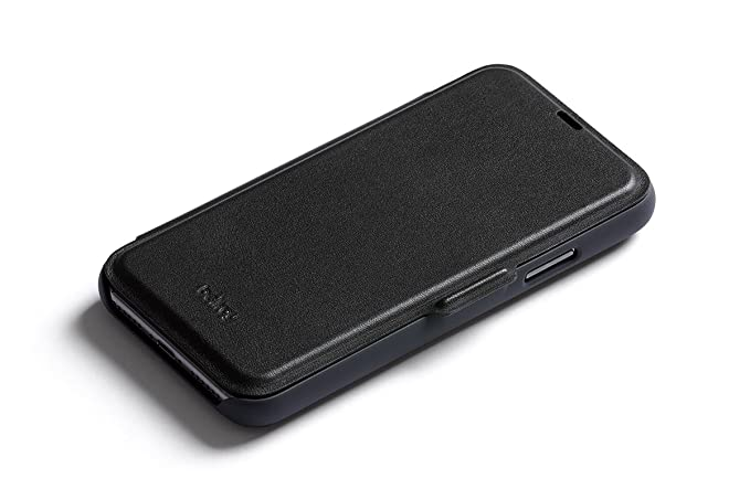 d32a7e0384 Bellroy Leather iPhone X Phone Wallet - Black