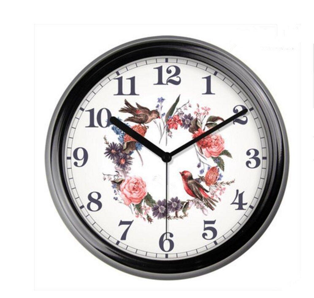 Sucastle Modern, Continental, stylish, Wall Clock, 14 inch (no battery) NCDB