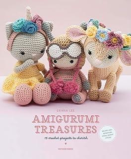 Cuddly Amigurumi Toys PDF book by amigurumi designer | Etsy | 320x264