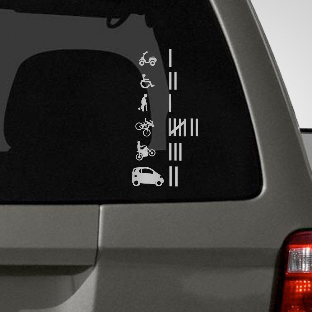 Amazoncom Your Stick Family Was Delicious TRex Vinyl Decal - Vinyl decal stickers for cars