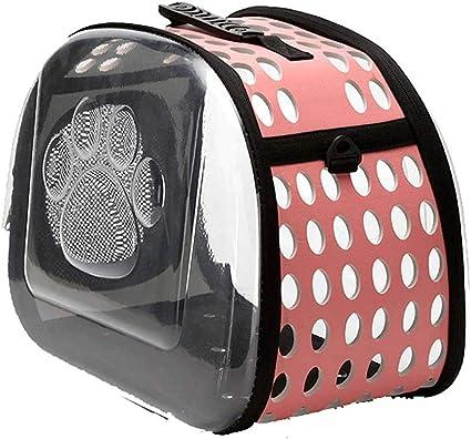 Wbxnb Stroking The Carry Bag Dog Cat Pet Picnic Bag Portable Bag Cat Bag Pet Travel Bag Breathable Backpack Carry Bag Retractable Foldable Pet Dog Bag Amazon Co Uk Kitchen Home