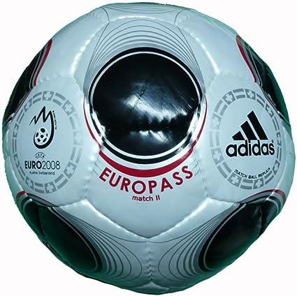 adidas EUROPASS Match II – Balón de Entrenamiento de fútbol Parte ...