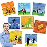 Economics BIG Ideas Mini-Poster Set