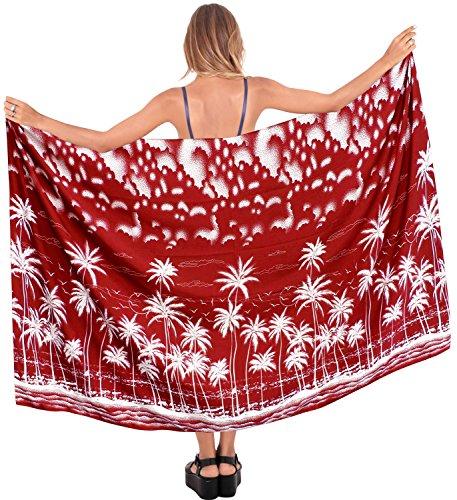 para mujer ropa de playa pareo bikini encubrir las señoras del traje de baño traje de baño traje de baño del complejo Rojo