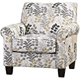 Ashley Furniture Signature Design - Makonnen Accent Chair - Contemporary - Winter