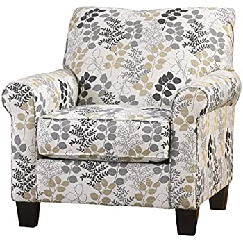 Genial Ashley Furniture Signature Design   Makonnen Accent Chair   Contemporary    Winter