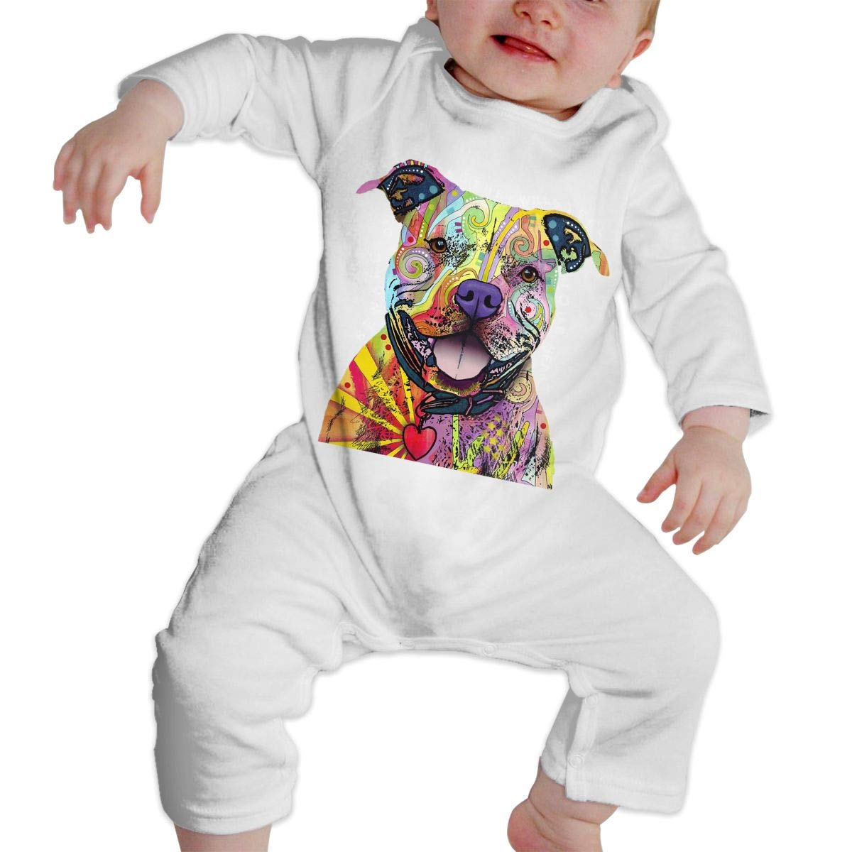 OH Fox Sake Unisex Long Sleeve Baby Gown Baby Bodysuit Unionsuit Footed Pajamas Romper Jumpsuit