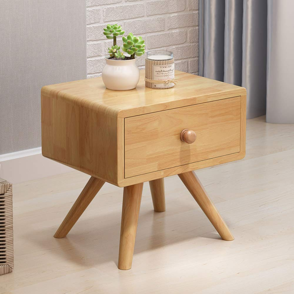 Amazon.com: Fashion Home ZHILIAN European Solid Wood Bedside ...