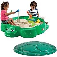 Unbranded Turtle Round Sandbox-Construction Material: 100% Plastic