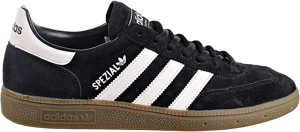 | adidas Spezial Mens in BlackSolar Blue, 11.5