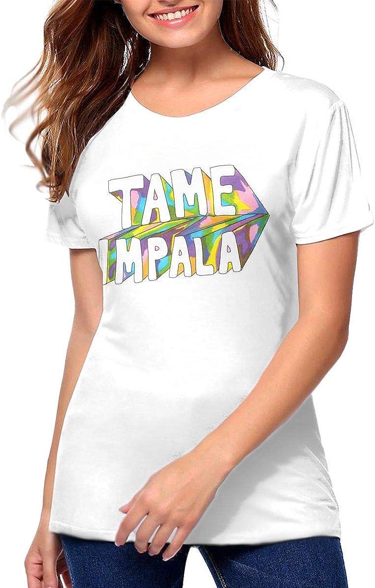 FASHION-NEW-TREND Boys Tame Impala T-Shirt