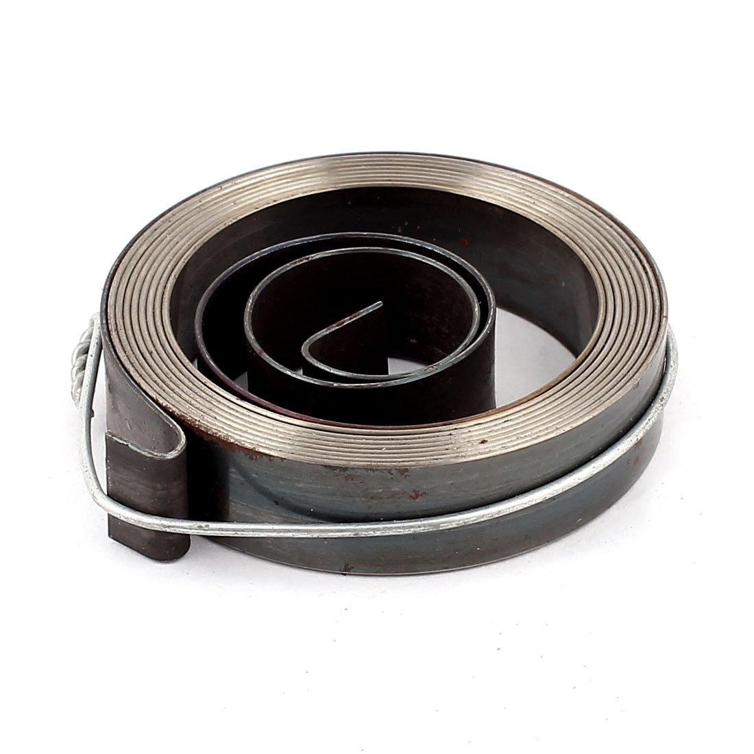 sourcingmap® 12mm x 0.7mm 1540mm Foret presse Bobine nourrir Retour ressort Assemblage a15051200ux0233