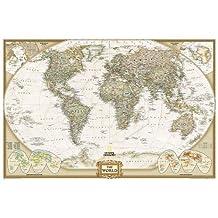 World Executive, Poster Size (Laminated)
