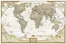 Free printable world maps national geographic world executive wall gumiabroncs Image collections
