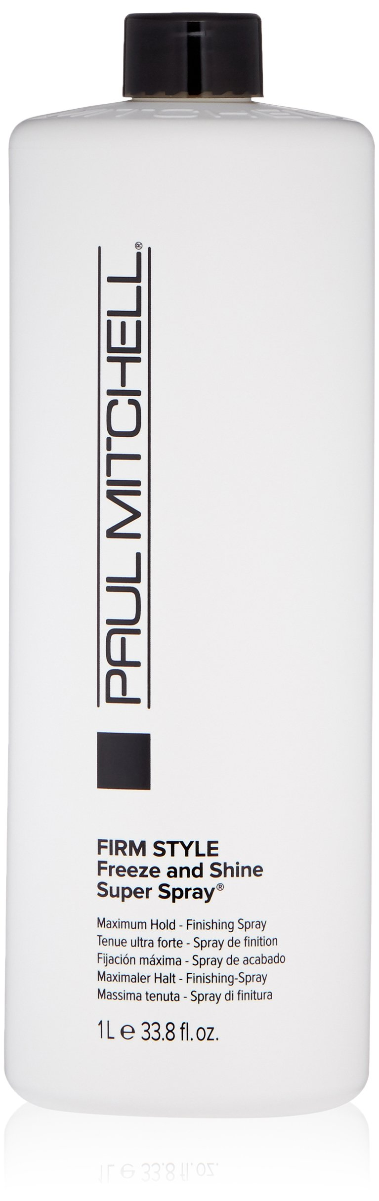Paul Mitchell Freeze and Shine Super Spray,33.8 Fl Oz by Paul Mitchell