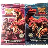 Dinosaur King Trading Card Game Booster Pack - 2 pack (18 cards)