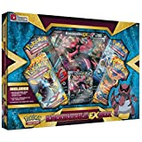 Krookodile-EX Box Pokemon Trading Card Game (Discontinued by manufacturer)