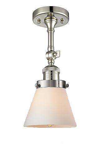 Amazon.com: Innovations Lighting 201F-PN-G61 - Cono de ...