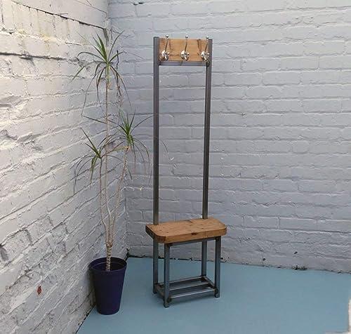 Miraculous Coat Stand Narrow Hallway Bijou Coat Rack Bench Seat And Pabps2019 Chair Design Images Pabps2019Com