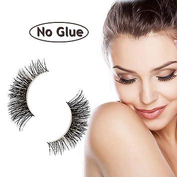 179702cdc2d New Fake Eyelashes - 3D Self-Adhesive Eyelashes - Natural Non-Irritating  Lashes Strips
