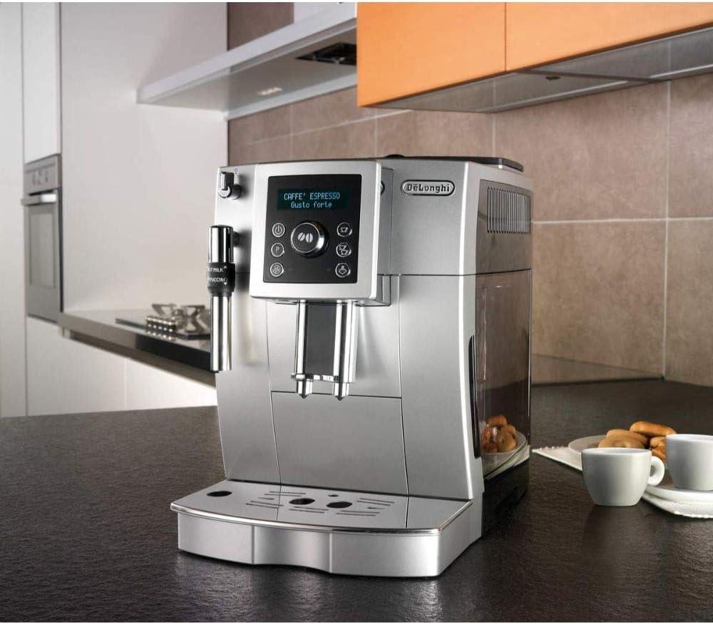 De'longhi ECAM 23.420.SB - Cafetera Superautomática Con Molinillo