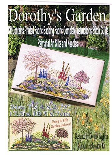 Dorothys Garden - Dorothy's Garden- Needlework Embroidery Kit