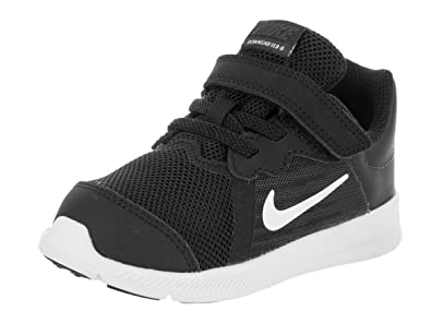 Nike 922856-001  Downshifter 8 Black Anthracite White Toddler Fashion  Sneaker ( 8773b9e3a
