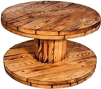 table bobine cable top vous aimez les tourets de cbles voici trucs que vous pourriez faire avec. Black Bedroom Furniture Sets. Home Design Ideas
