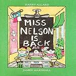 Miss Nelson Is Back | Harry Allard