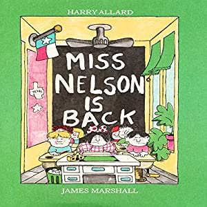 Miss Nelson Is Back Audiobook