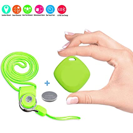 Teléfono Tracker, quanfun Key Item Finder Tracer Smart Mini ...