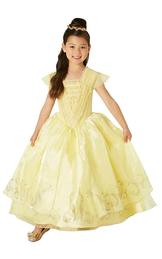 Rubiess - Disfraz de Bella de La bella y la bestia para niña ...