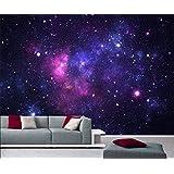Galaxy papier peint photo 366 x 254 cm universum deco.deals univers étoiles galaxie avec guide étape par étape
