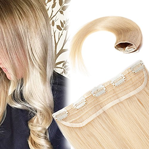 clip hair extension human