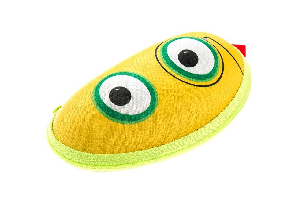 ZIPIT Beast Box, Glasses Case, Yellow