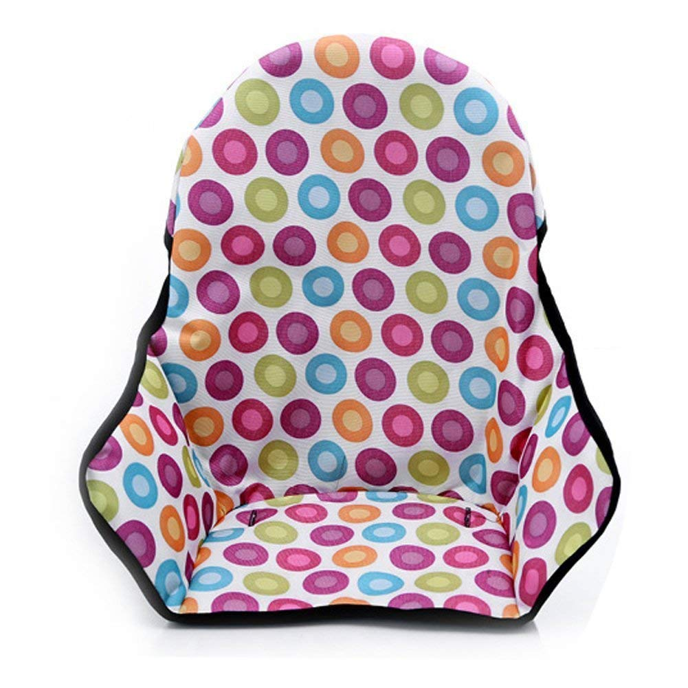 High Chair Insert Cushion -Baby High Chair Seat Cushion Liner Mat Pad Cover Protector Breathable Water Resistant (Green) Wfortune