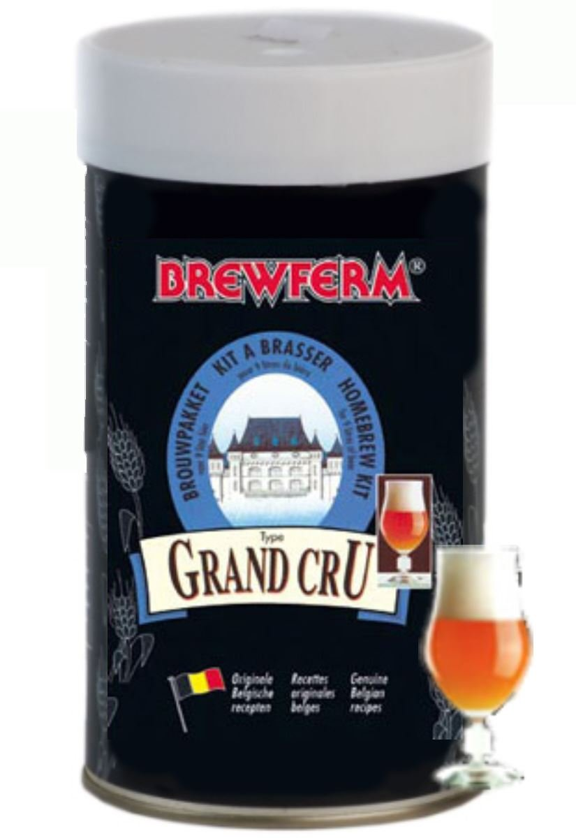 BEER KIT BREWFERM GRAND CRU EXTRACT KIT